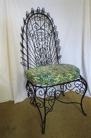 Victorian Wire Chair