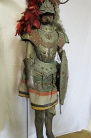 Sicilian Puppet Marionette  About 3 1/2 Feet Tall
