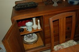 1900's sideboard.  Absolutely beautiful piece!