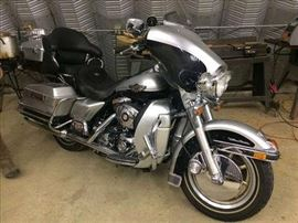 1 - 2003 Harley Davidson 100th Anniversary edition, garage kept, 22,000 miles