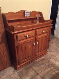 dry sink