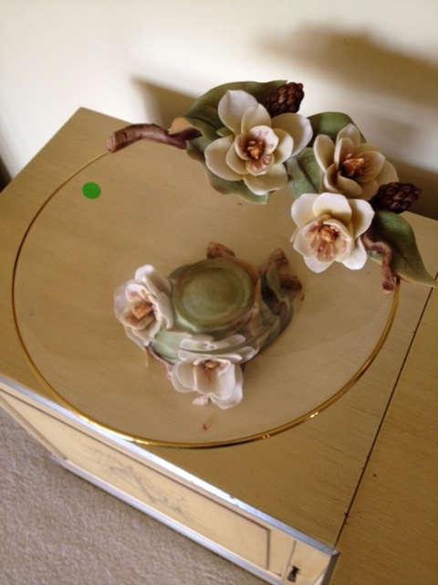 Designer artisan  plate-gorgeous