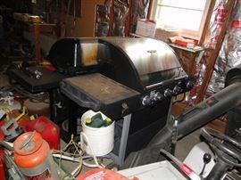 Brinkmann grill