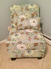 Chair only 1 year old