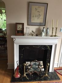 Faux fireplace for sale!!