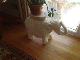 Elephant Plant Stand $ 60.00