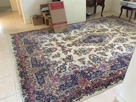 This rug has been removed from the sale
