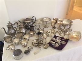 All old Sterling silver