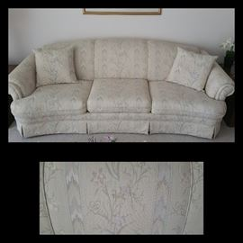 Bay Furniture Living Room Couch