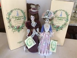 Gorham Valentine's Ladies