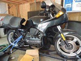 1992 BMW Motorcycle