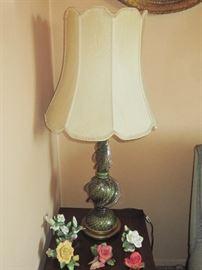 Marbro lamp. Murano glass & 24KT gold.