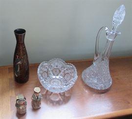 Cut Glass Crystal