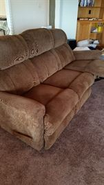And Reclining Couch