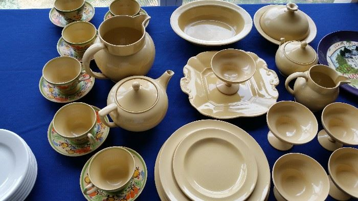 Partial set of Wedgewood China