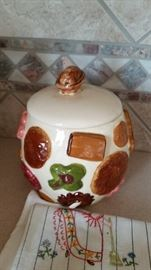 California Pottery Cookie Jar