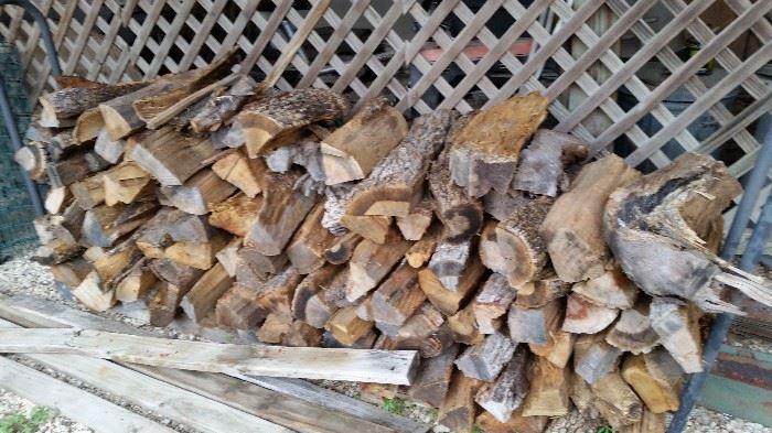 1 Cord Very Seasoned Wood