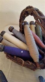 Old Yarn Winders