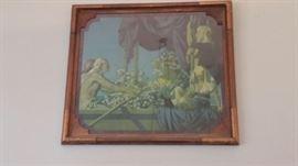 Cleopatra Artist Maxfield Parrish