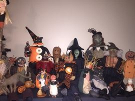 VINTAGE HALLOWEEN SOME BY NYLA MURPHY, RALPH GIGUERE, BETHANY LOWE, SCOTT SMITH ( GOLDEN GLOW MEMBER)