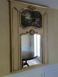 Pictorial Mirror from Colony Furniture