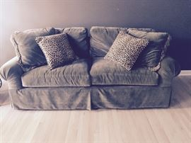 Two cushion sofa from Colony Furniture