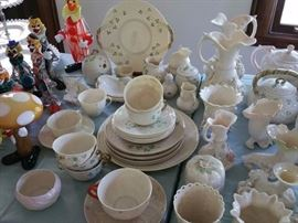 Shamrock Belleek