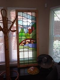 Large Stain Glass