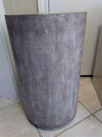 McGuire Round Concrete Stool