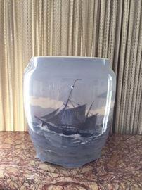 Royal Copenhagen very large vase