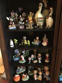 Jim Shores and Peanut Gallery collection