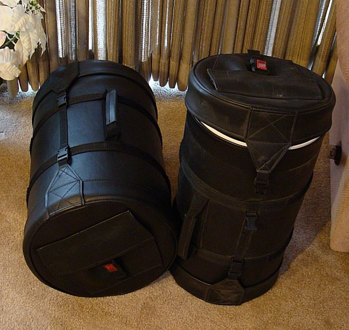 Harley Davidson luggage leather (Bikers Friend brand) in excellent condition!-one is sold!