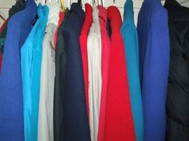 ASSORTED WOMENS AND MENS DESIGNER CLOTHING