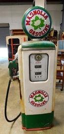 1950's Tokheim Gas Pump