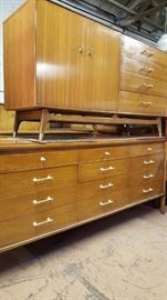 MCM Widdicomb 12 Drawer Dresser