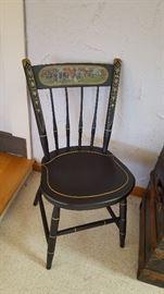 Stencil Chair