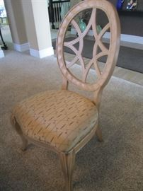 DETAIL OF CHAIR