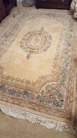 Semi-Antique rug