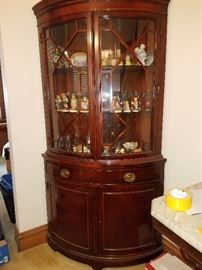 Corner China Cabinet Beautiful!