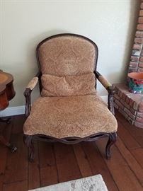 Pair Bassett Chairs
