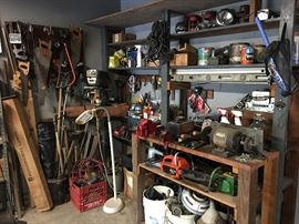 Tons of Tools!