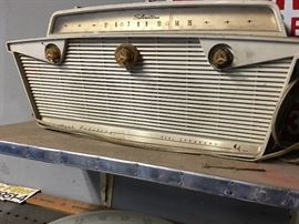 Some Neat Old Car Radios, too.