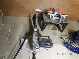 10 in miter saw $ 50.00