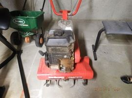 Yard Machine Tiller $ 150.00 need a tune up