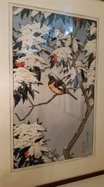 Another beautiful woodblock
