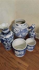 Chinese Blue and White Ware