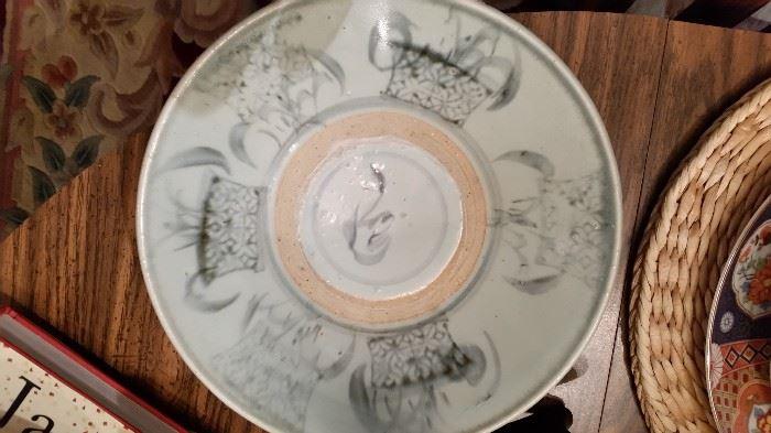 Super Rare Qing Dynasty Glazed Minyao Bowl