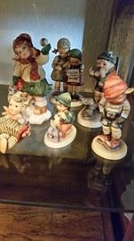 Small Hummel Collection