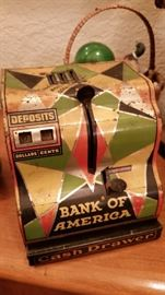 Old Toy Bank