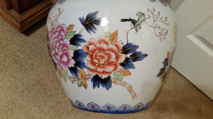 Antique Fish Bowl